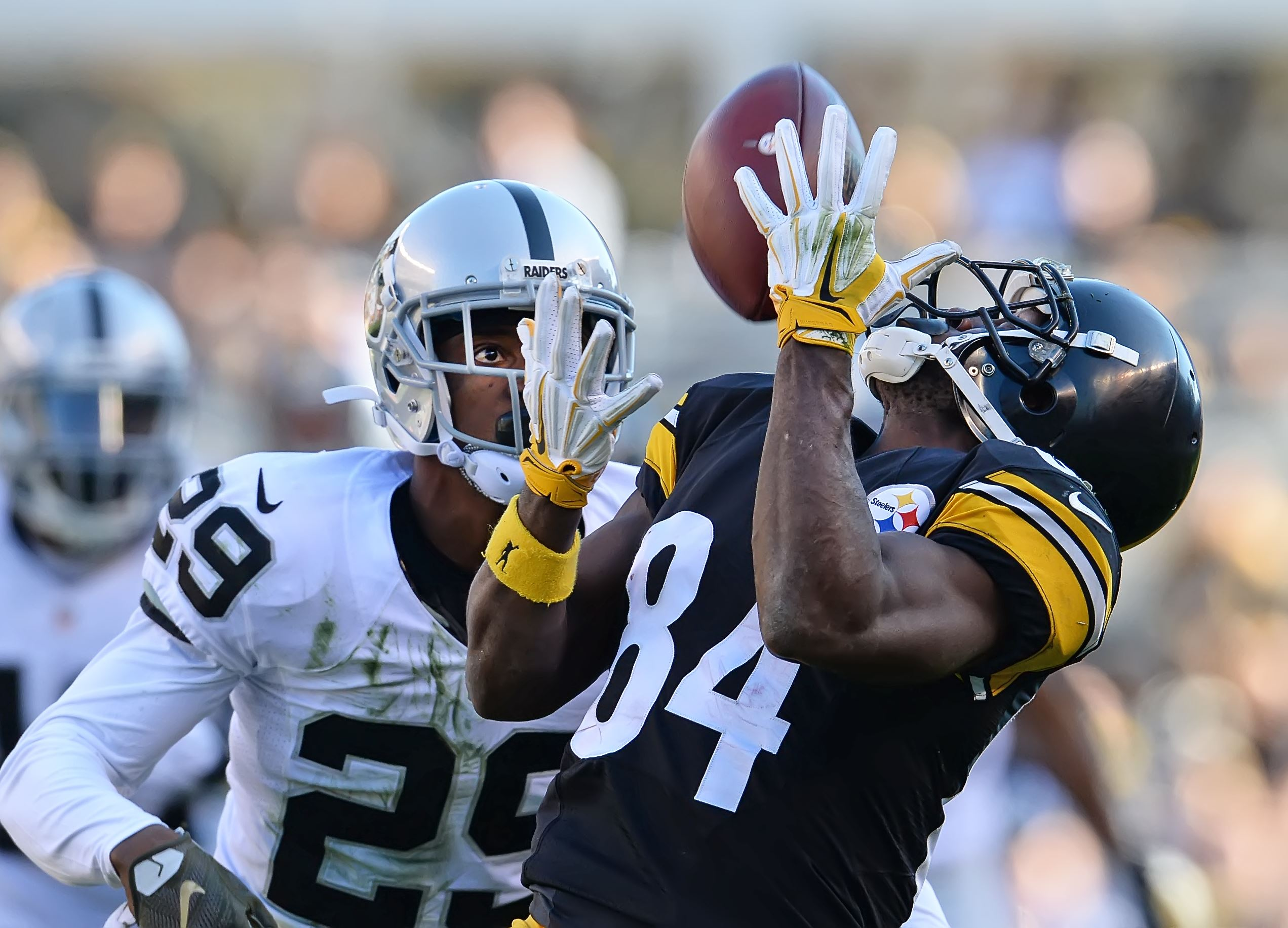 Steelers vs. Raiders 2015: Just like the good ol' days
