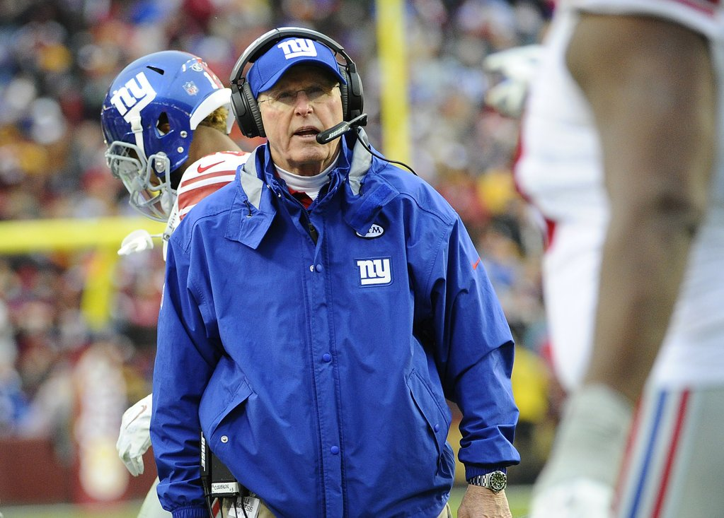 Is Tom Coughlin coaching his last game for the Giants?
