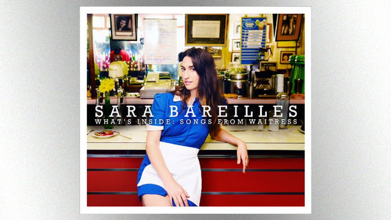 "Reviewing Sara Bareilles' ""What's Inside: Songs From Waitress"""