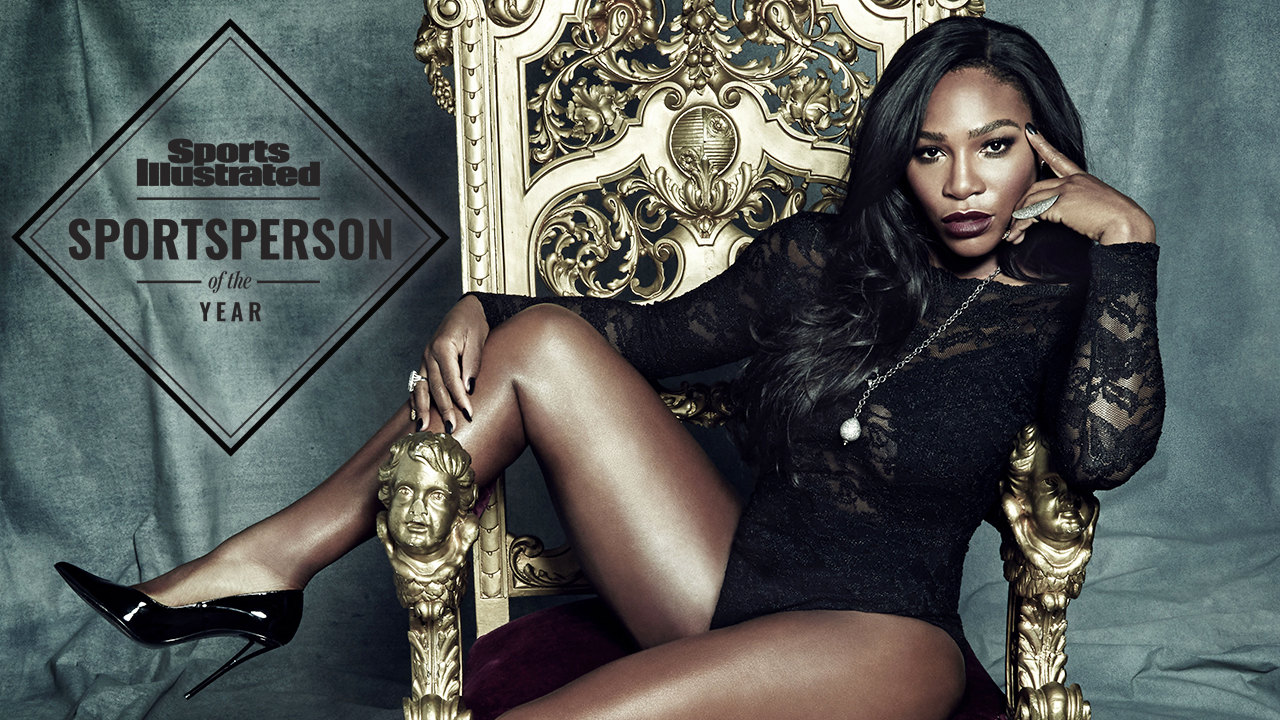 Helmets and Heels debate if Serena Williams Deserved 'SportsPerson of the Year'