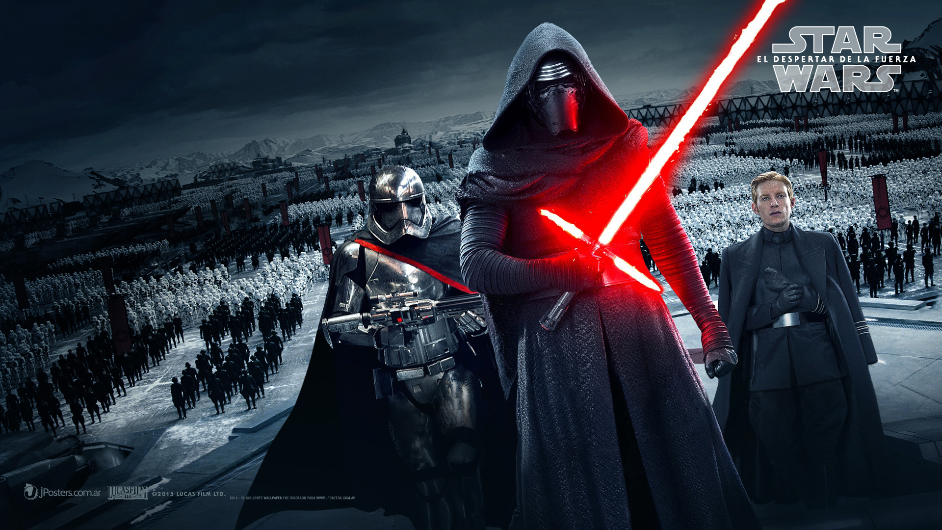 [SPOILER ALERT] Chinese Star Wars trailer has loads of new footage