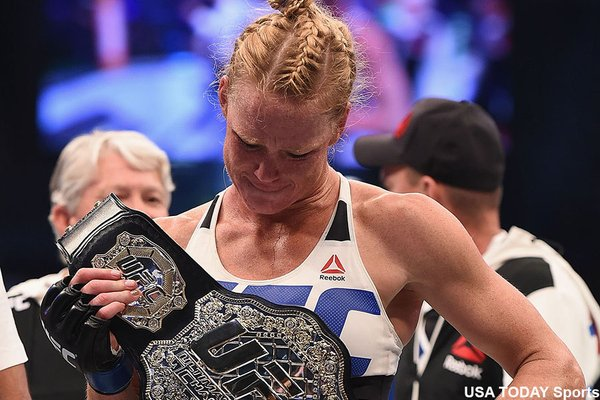 4 UFC story lines you should be watching in 2016