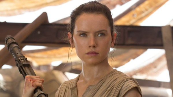 There's a lack of Rey merchandise and J.J. Abrams is not happy about it