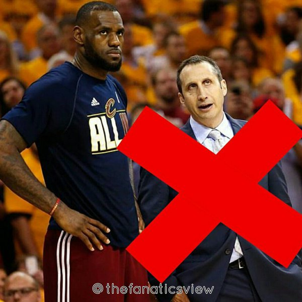 Did LeBron James get Cavs head coach David Blatt fired?