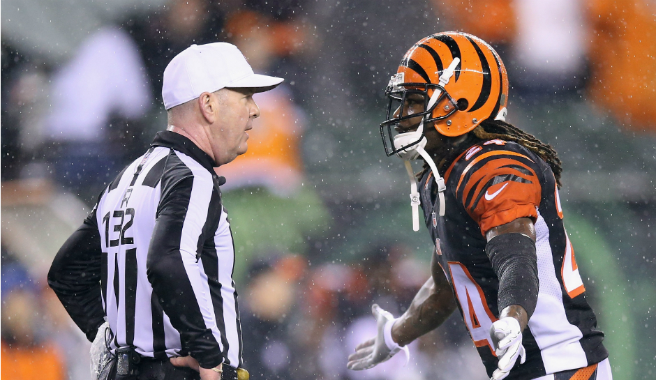 The NFL needs to be worried about their rule changes