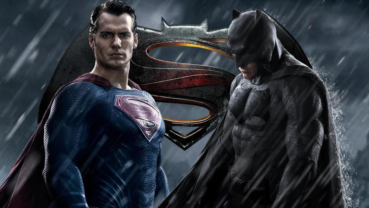 Batman vs. Superman, or the Birth of a New Breed of Movie Superheroes