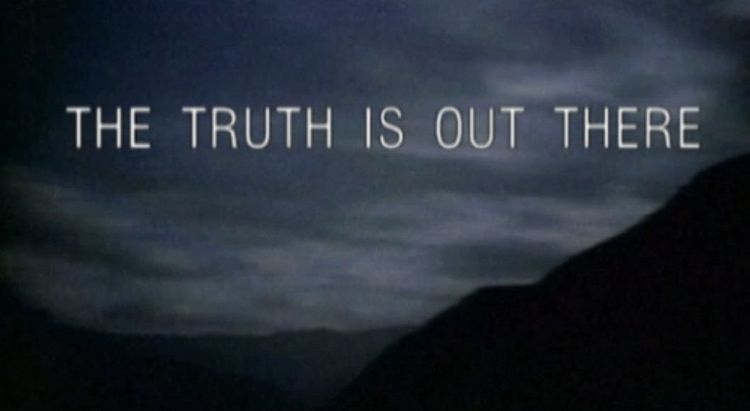 If you aren't watching X-Files, you're messing up in life