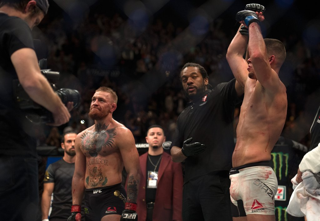 Was Holly Holm and Conor McGregor's upset losses good for UFC?