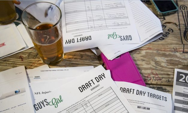 4 easy ways to prep for your fantasy football draft