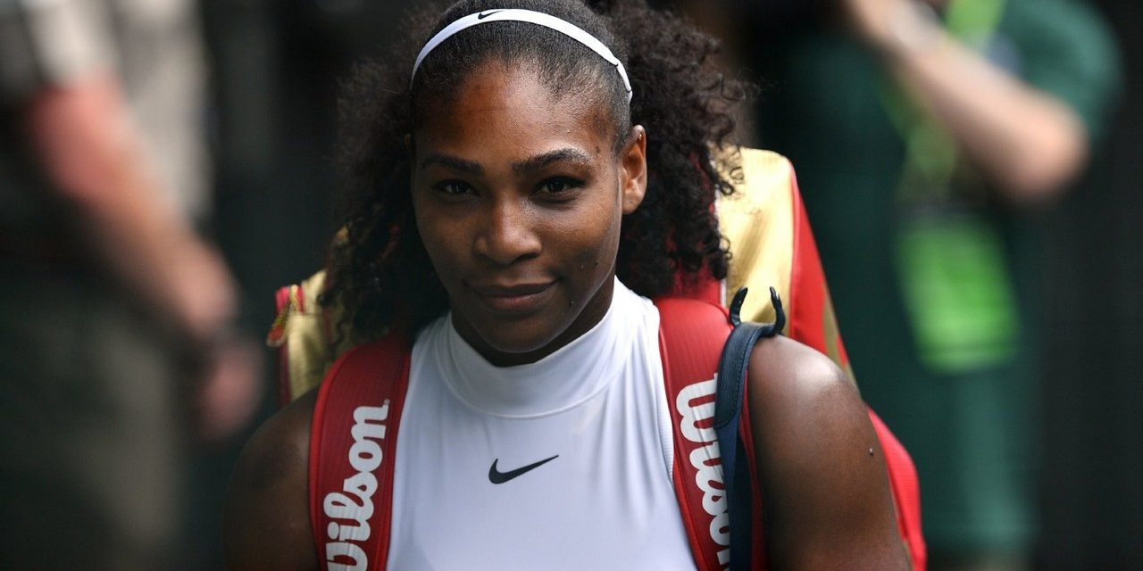 What Got Serena Williams Back On Track?