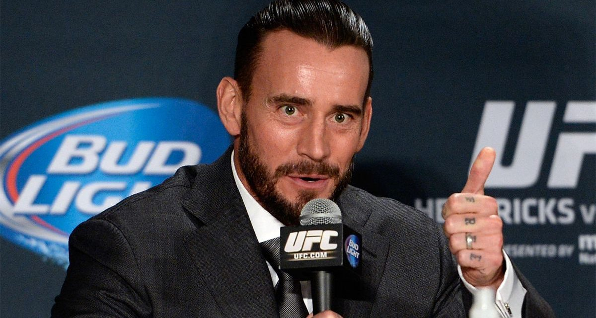 UFC 203: CM Punk's Debut…Oh, and a Heavyweight Title Fight