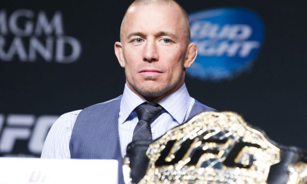 Georges St-Pierre compares the UFC to modern slavery