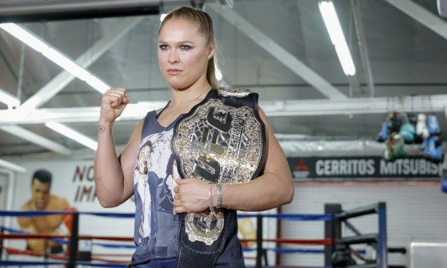 Ronda Rousey: The Queen is Back