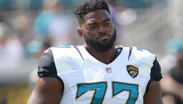 Patrick Omameh to replace Luke Joeckel at left guard for the Jaguars