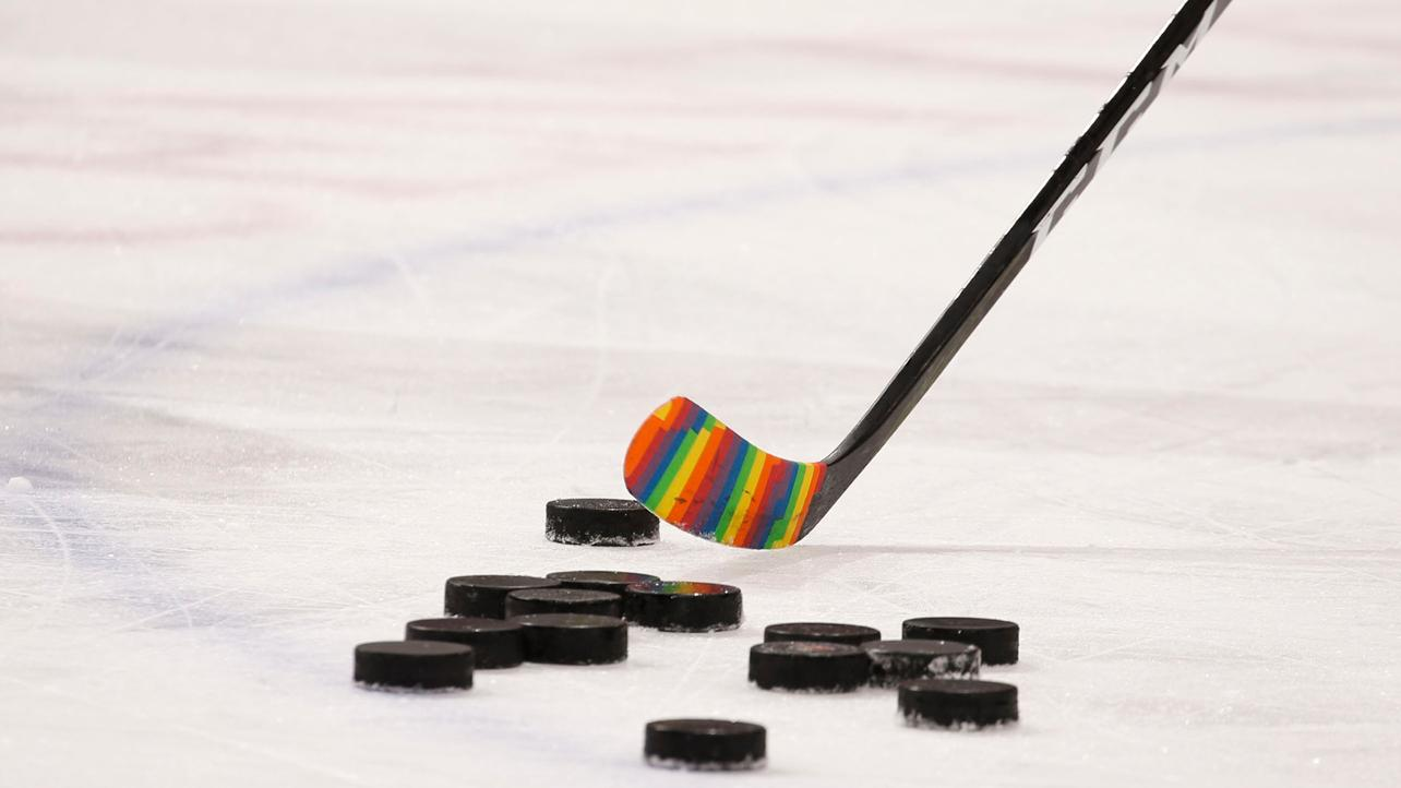 Hockey News Roundup: Pizza Toppings, Fatima Al Ali visits the Caps, 'Hockey is for Everyone' campaign and more