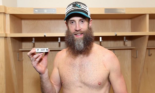 Joe Thornton hits 1000, NHL General Managers meet in Florida PLUS hockey in Vegas!