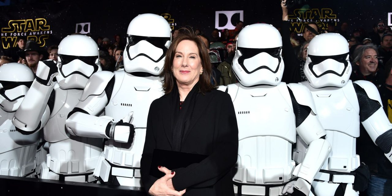 Kathleen Kennedy: The most powerful woman in Hollywood you've (probably) never heard of