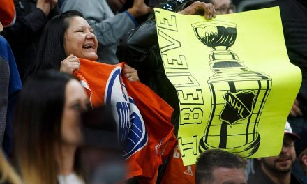 The Plight of the Long-Suffering Oilers Fan