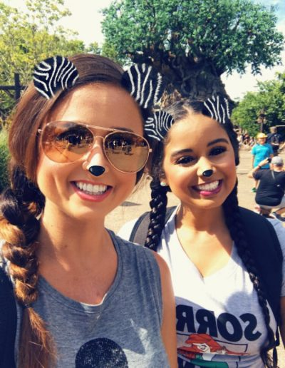 snapchat filters are appropriate at animal kingdom