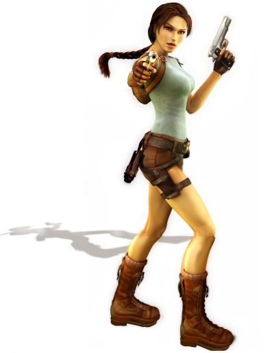 original lara croft cosplay
