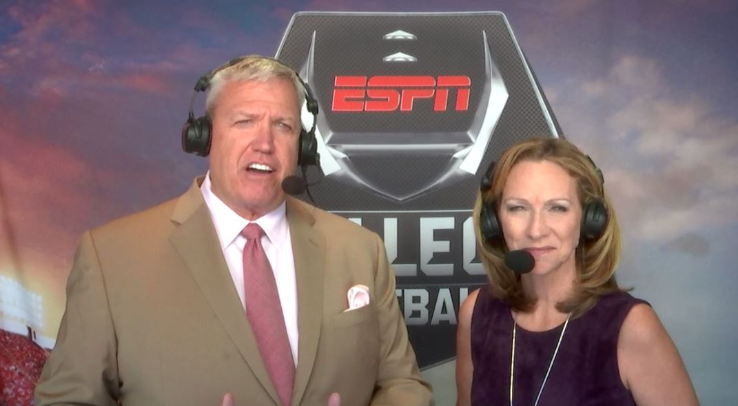 Interview with Beth Mowins: NFL's 2nd Woman to Call Play-by-Play