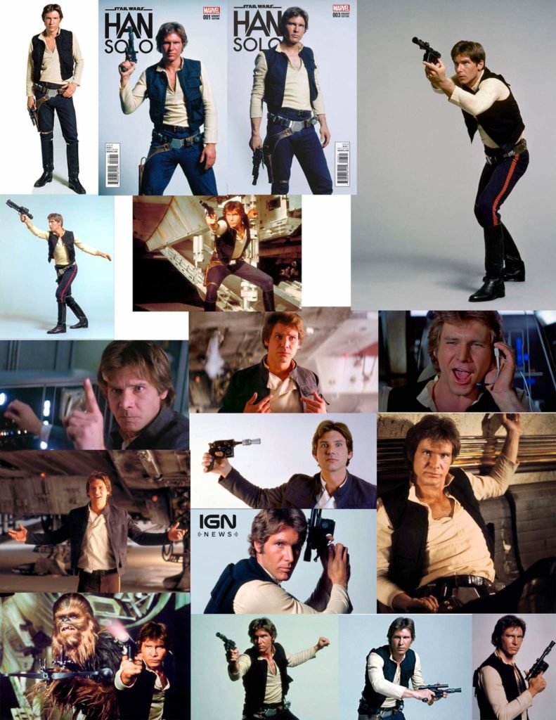 han solo a new hope cosplay